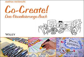 Cover Weitbrecht Co-Create! Das Visualisierungs-Buch